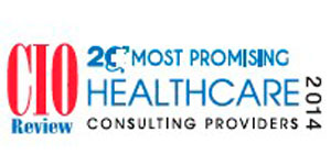 20 Most Promising Healthcare Consulting Providers - 2014