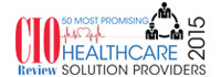 50 Most Promising Healthcare Solution Providers - 2015
